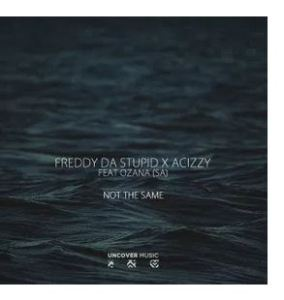 Freddy Da Stupid, Acizzy, Ozana (SA) – Not The Same (Afro Main)