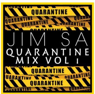 Jim SA – Quarantine Mix vol 1 (Amapiano)