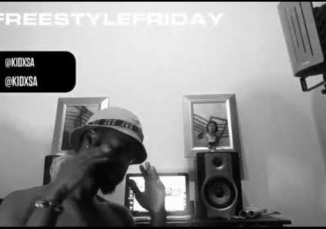 Kid X – Freestyle Friday