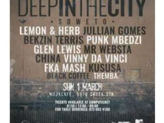 Jullian Gomes – Live at (Deep In The City Soweto)