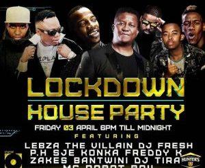 SJE Konka – Lockdown House Party Mix