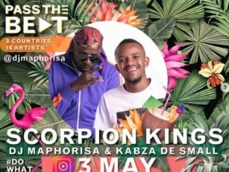 Bacardi x Scorpion Kings (Dj Maphorisa & Kabza De Small) – Amapiano Live Mix 3rd May 2020