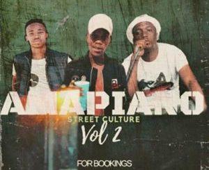 Entity MusiQ & Lil'Mo – Amapiano Street Culture Vol. 2 Mix