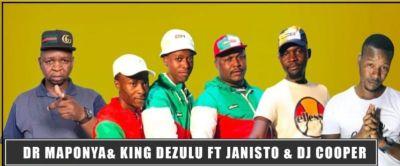 Dr Maponya & King DeZulu – Mphefumlo Wam Ft. Janisto & DJ Cooper