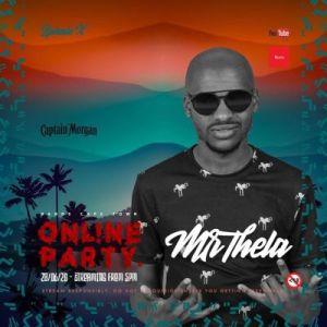 Mr Thela – Captain Morgan Party