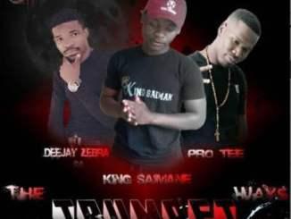 Pro Tee, King Saiman & Deejay Zebra SA – Reverse Trumpet