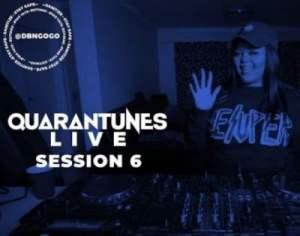 DBN Gogo – Quarantunes Session 6 (Afro Tech Mix)