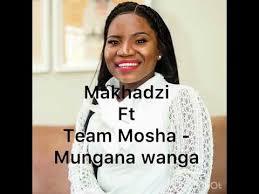 Makhadzi – Mungana Wanga Ft. Team Mosha
