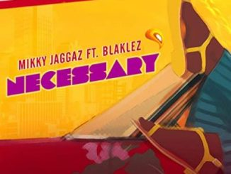 Mikky Jaggaz – Necessary Ft. Blaklez