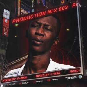 P-Man – Production Mix 003 (Harvard Piano)