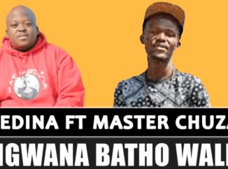 Pat Medina – Ngwana Batho Walla Ft. Master Chuza (Original)