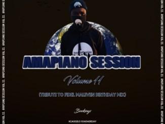 IssaDaDeejay – AmapianoSession Vol 11 (Tribute To Fidel Maleven Birthday Celebration Mix)