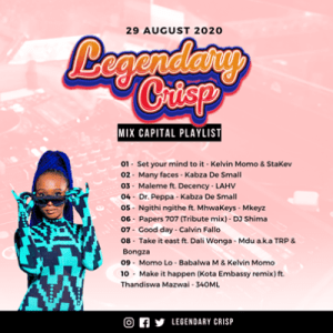 Legendary Crisp – Mix Capital (29-August)