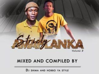 Dj Shima & Hobbo Ya Style – Strictly Amaplanka Vol. 8