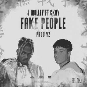 J Molley – Fake People Ft. Ckay