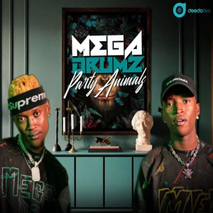 Megadrumz – Party Animals