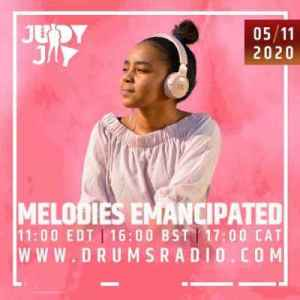 Judy Jay – Melodies Emancipated Mix (26-Nov)