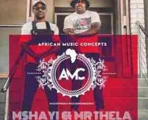 Mshayi & Mr Thela – GqomFridays Mix Vol.179 (X-Mas Edition Mix)