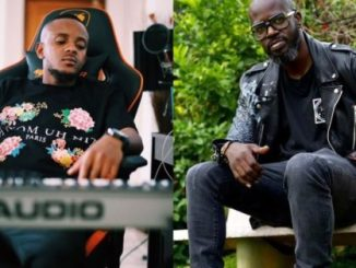 Watch As Kabza De Small dragged for dissing Black Coffee