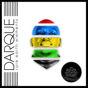 Darque – Rare Earth Elements (Album 2014)
