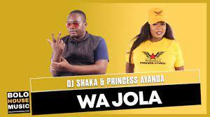 DJ Shaka & Princess Ayanda – Wa Jola