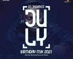 Dj Jaivane – July Birthday Mix 2021 (Strictly Simnandi Records)