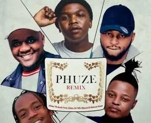Dlala Thukzin – Phuze Remix (feat. Zaba, Sir Trill, Mpura & Rascoe Kaos)