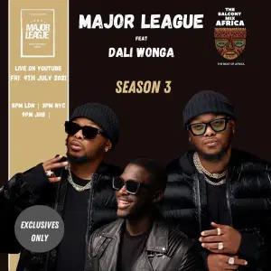 Major League Djz – Amapiano Balcony Mix Africa Live with Daliwonga S3 EP4