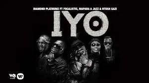 Diamond Platnumz – IYO DANCE ,ft Focalistic, Mapara A Jazz & Ntosh Gazi Dance98