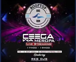 Ceega – Rooftop Rizzler Unplugged Mix