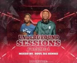 Soul Lee Da & Sir Sensei – Underground Sesions Vol.4 Mix