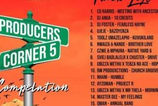 uBiza Wethu Producers Corner 5 Compilation Mp3 Zip File Download