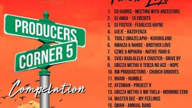 uBiza Wethu Producers Corner 5 Compilation Mp3 Zip File Download
