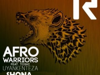 Afro Warriors FT. Toshi – Uyankenteza (Shona Remix) Mp3 Download