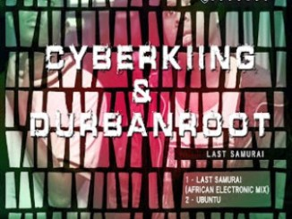 Cyberking Last Samurai EP Zip Download