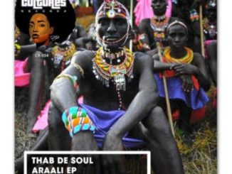 DOWNLOAD Thab De Soul Araali EP Zip