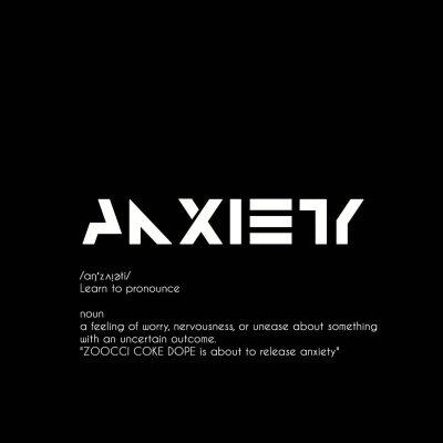 Zoocci Coke Dope Anxiety (Tracklist) Mp3 ALBUM Download