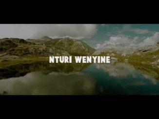 Israel Mbonyi Nturi Wenyine Mp3 Download