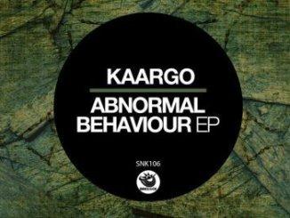 KAARGO Abnormal Behaviour EP Zip Download