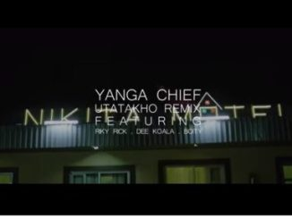 Yanga Chief Utatakho (Remix) Video Ft. Boity, Dee Koala & Riky Rick Download