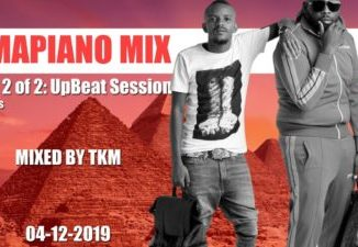 DJ TKM Amapiano Mix (Part 2 of 2) Mp3 Download ft. DJ Maphorisa, Mas Musiq, Music Fellas, Elusiveboy