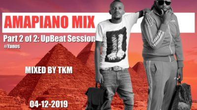 DJ TKM Amapiano Mix (Part 2 of 2) Mp3 Download ft. DJ Maphorisa, Mas Musiq, Music Fellas, Elusiveboy
