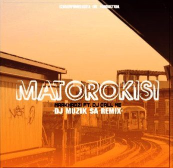 Pastork Matorokisi Amapiano Remake (Makhadzi Ft DJ Call Me) Mp3 Download.