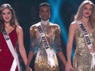 Watch South Africa's Zozibini Tunzi Wins Miss Universe 2019