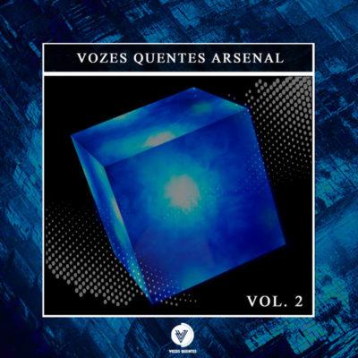VA Vozes Quentes Arsenal, Vol. 2 Mp3 Download