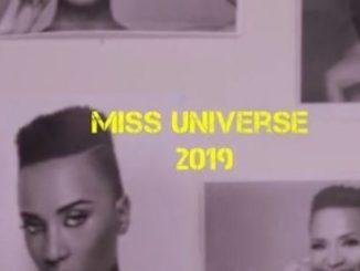 DJ Behind Bars Miss Universe 2019 Video Download