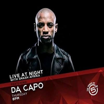 Da Capo Live at Night on 5FM (09-01-2020) Mp3 Download