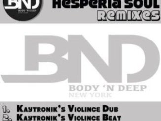 Jovonn Hesperia Soul (Remixes) Zip Download