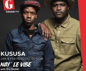 Kususa Nay' Le Vibe Residency Mix Zip Download