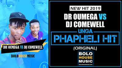 Dr Oumega vs DJ Comewell Unga Phapheli Mp3 Download